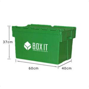 Caja para mudanzas