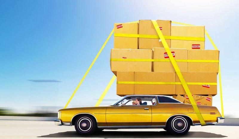 Vermietung von lieferwagen für umzüge