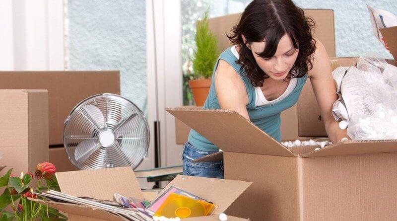 Consejos para empaquetar cajas de mudanza