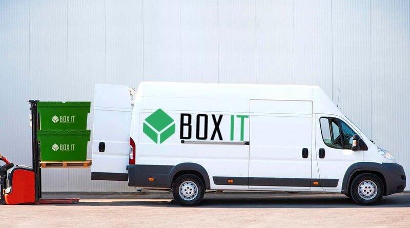 Boxit mudanzas urgentes en Málaga con suministro de cajas